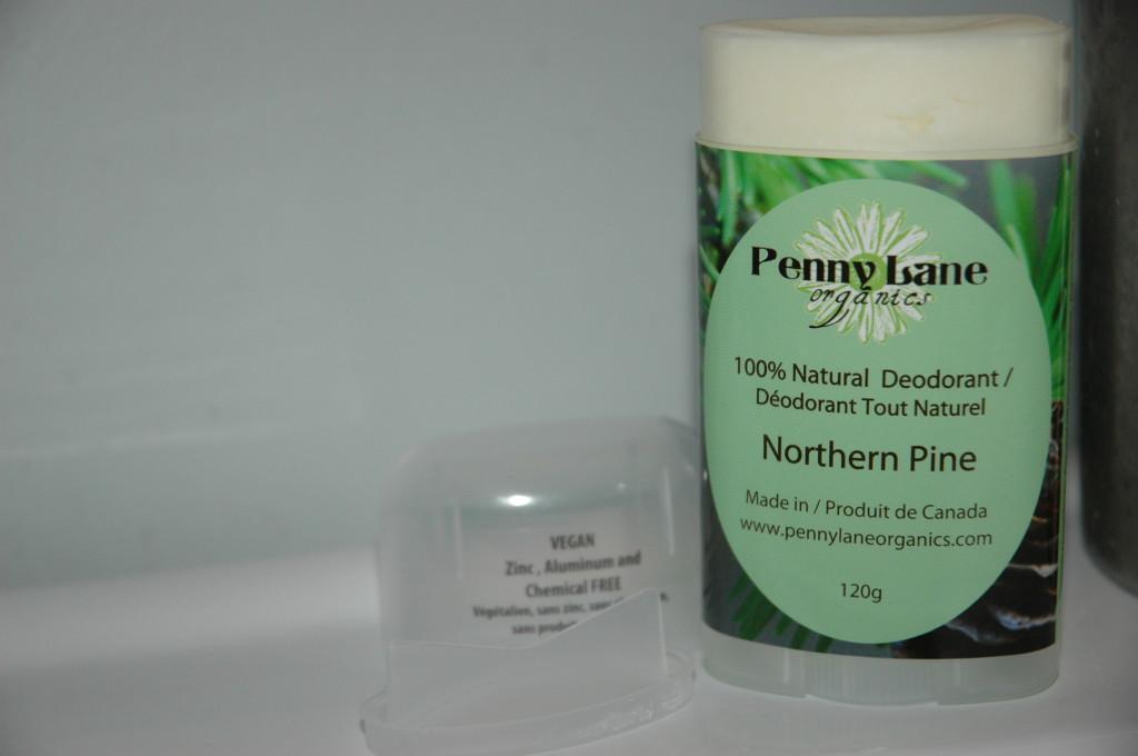 Penny Lane Organics Northern Pine Deodorant