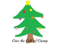 Gift of Giving Christmas Logo