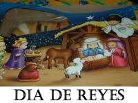 Dia De Reyes Cake Mexico
