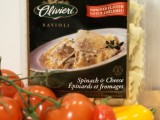 Olivieri Pasta Ravioli Spinach and Cheese #Recipes4Romance