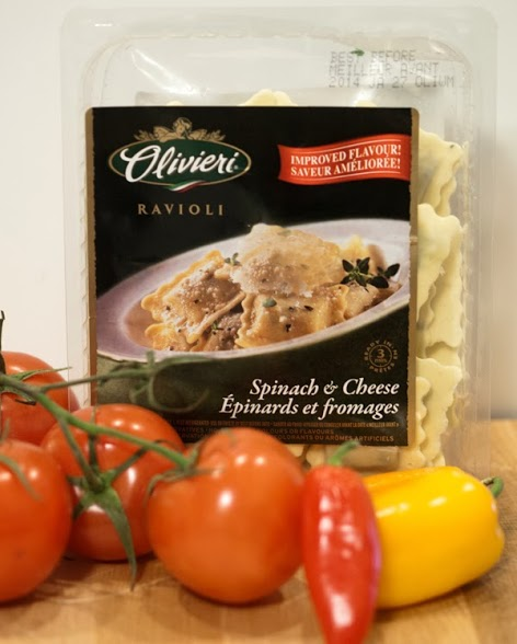 Olivieri Pasta Ravioli Spinach and Cheese recipes4romance