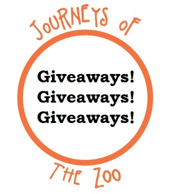Journeys of The Zoo Giveaways Logo 350