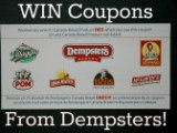 Dempsters Coupons Giveaway Thumbnail