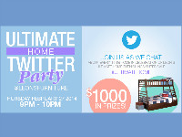 Leons Furniture Ultimate Home Twitter Party February 2014 Thumbnail