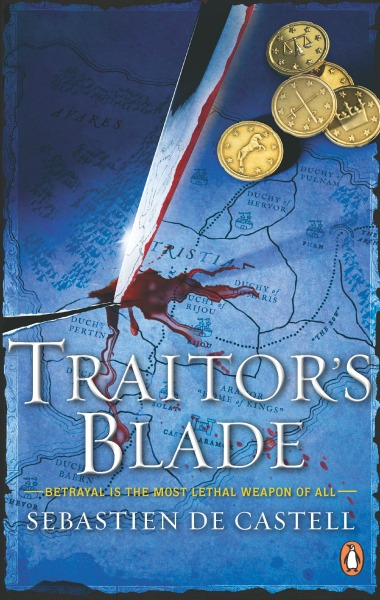 Traitors Blade Book Tour Front Cover