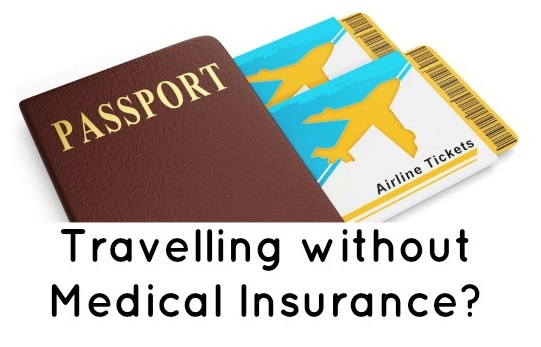 Travelling Without Medical Insurance