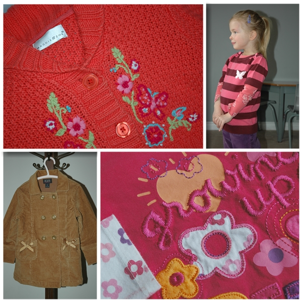 I Spy Clothing Kids Clothing Collage