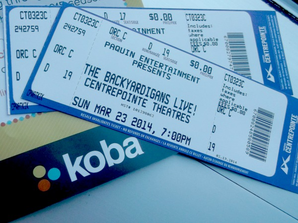 Koba Entertainment Backyardigans Tickets