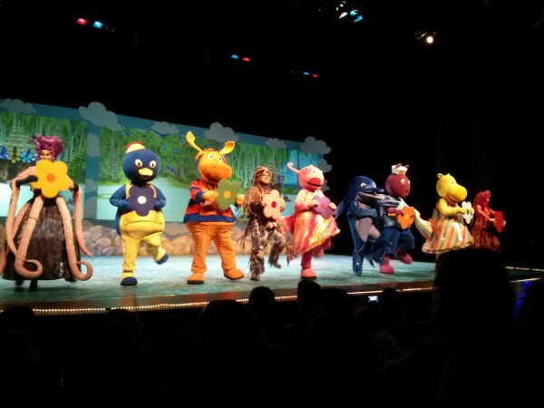Koba Entertainment The Backyardigans Show