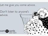 Advice is Free
