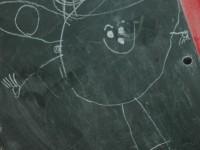 Portrait of Me Drawn by Artemis