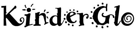 KinderGlo Logo