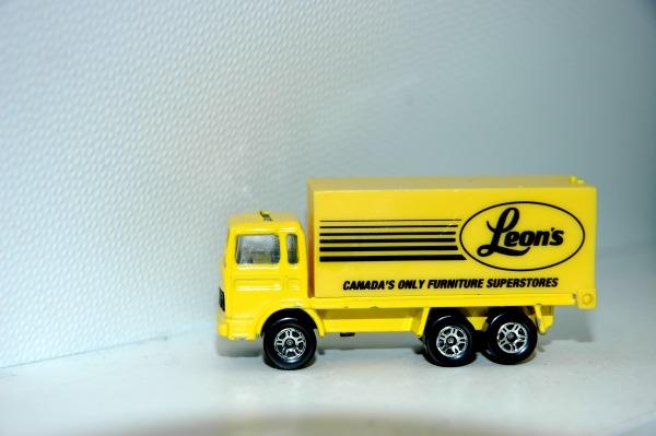 Leons Furniture Toy Truck