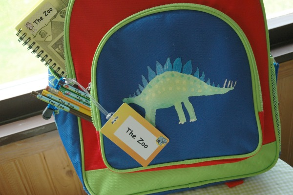 Olivers Labels School Supplies