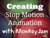 Stop Motion Animation MonkeyJam