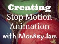 Stop Motion Animation MonkeyJam