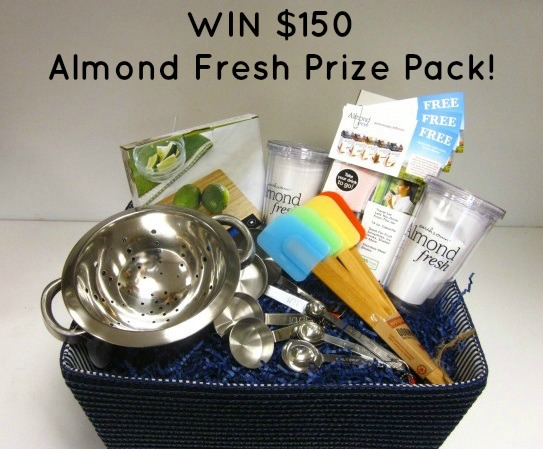 Almond Fresh Prize Pack