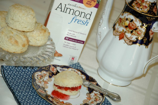 Almond Fresh and Madges Tea Service