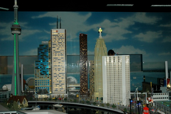 Legoland Toronto Skyline