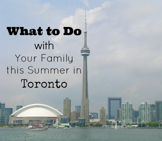 Toronto-Summer Attractions 2014