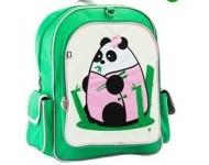 Baby Joy Organic-Fei Fei Panda Backpack-thumbnail
