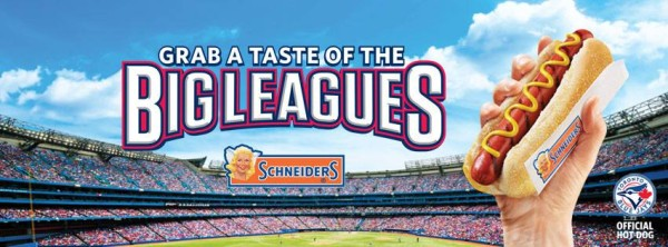 Schneiders Taste of the Big Leagues