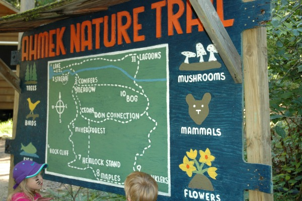 September Camp 2014 - Nature Trail