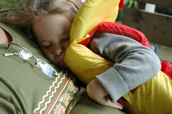 September Camp 2014 - Artemis Sleeping