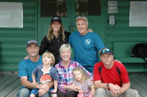 September Camp 2014 - Family