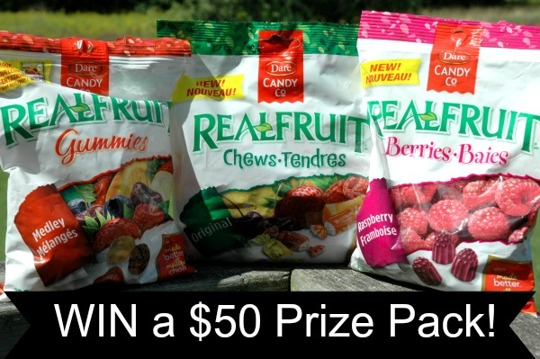 Dare Candy Company Giveaway Prize Pack