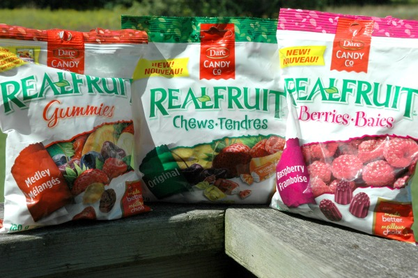 Dare Candy Company Realfruit