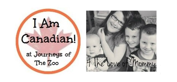 I Am Canadian-4 The Love of Mommy-Graphic