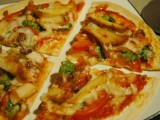 Chicken Bacon Tortilla Pizza Recipe Dempsters
