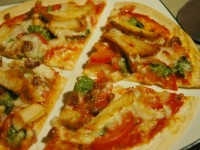 Chicken Bacon Tortilla Pizza Recipe Dempsters