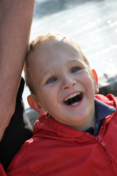 World Prematurity Day Preemie Torran Growing Up