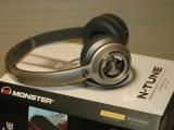 Monster NCredible NTune On-Ear Headphones SoundsofTheHolidays2