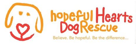Hopeful Hearts Dog Rescue Logo
