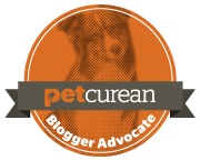 Petcurean Ambassador Blogger Badge