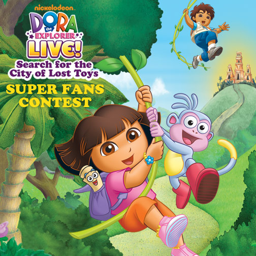 Dora The Explorer Koba Entertainment