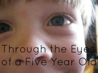 Graphic-Through the Eyes of a Five Year Old Photography
