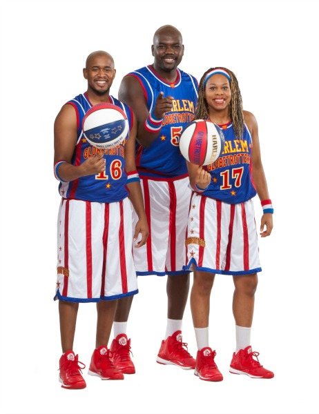 Harlem Globetrotters-Scooter-Big Easy-Sweet J