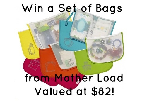 Mother Load Giveaway Prize