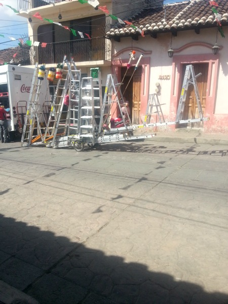 You Can Buy Anything on the Streets of Mexico