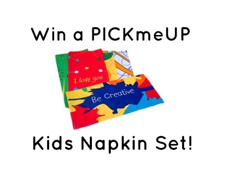 Pick Me Up Napkins Giveaway12