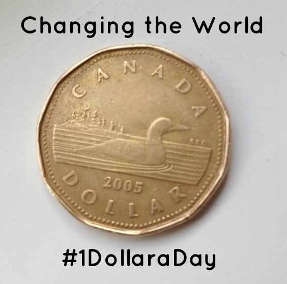 Changing the World 1DollaraDay