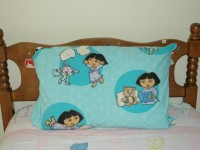 Child Sleep With a Pillow1