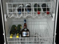 Dishwasher is a Wine Cellar