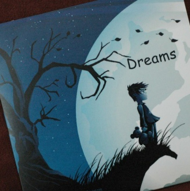 Dreams Music CD Giveaway - Stephanie Coldwell Anderson