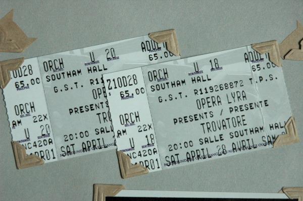 National Arts Centre Opera Tickets