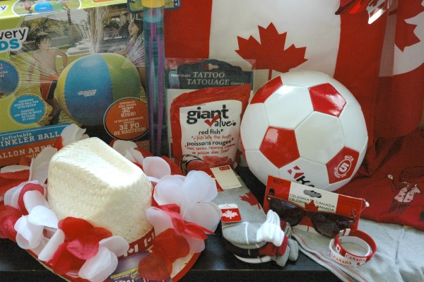 Canada Day Giant Tiger Products